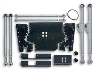 Rubicon Express Extreme-Duty Long Arm Suspension Upgrade Lift Kit (03-06 Jeep Wrangler TJ, Excluding Unlimited)