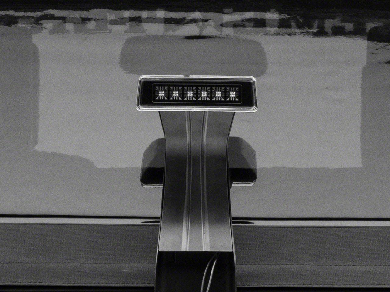 RedRock 4x4 LED Third Brake Light (07-18 Jeep Wrangler JK)