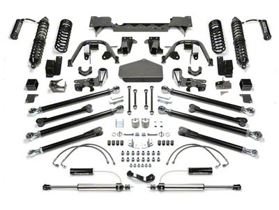 Fabtech 3 in. Crawler Coilover Lift System w/ Dirt Logic Shocks (07-18 Jeep Wrangler JK 2 Door)