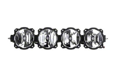 KC HiLiTES 26 in. Gravity Pro6 LED Light Bar - Spot/Spread Combo