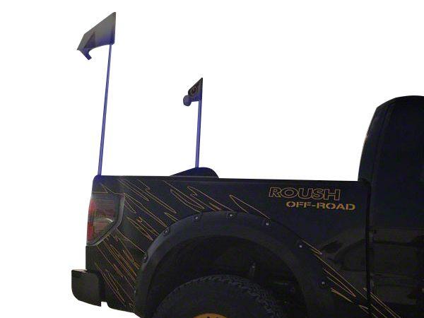 Oracle Off-Road 4 ft. LED Whip - Blue (87-18 Jeep Wrangler YJ, TJ, JK & JL)