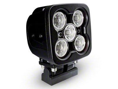 Oracle 6 in. Off-Road Series Square LED Light - Spot Beam