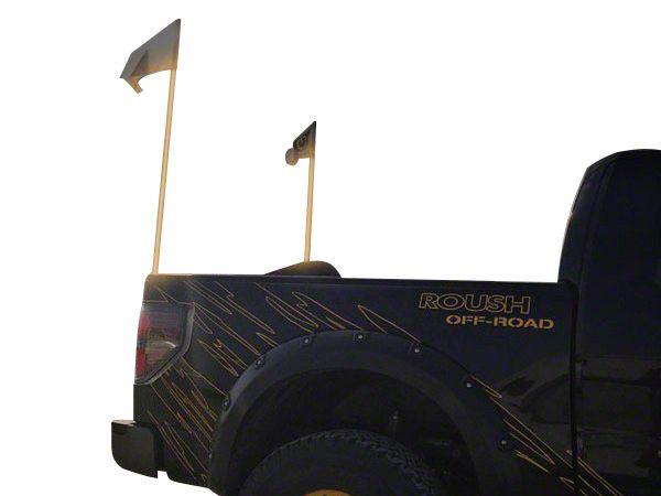 Oracle Off-Road 6 ft. LED Whip - Amber (87-18 Jeep Wrangler YJ, TJ, JK & JL)