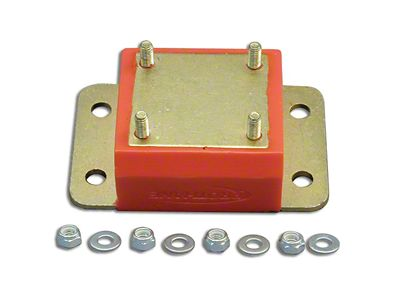 Rugged Ridge Transmission Mount - Red (97-06 Jeep Wrangler TJ)