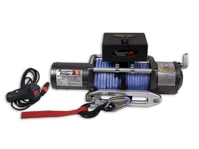 Rugged Ridge Performance Off-Road 8,500 lb. Winch