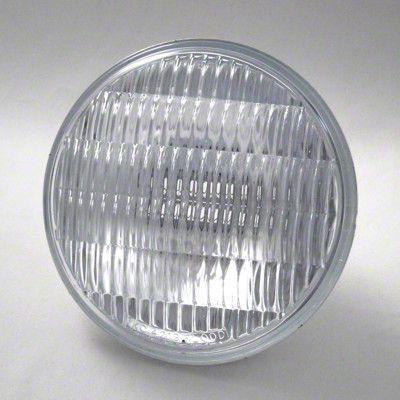 KC HiLiTES 6 in. Replacement Daylighter Halogen Lens/Reflector - Flood Beam (87-18 Jeep Wrangler YJ, TJ, JK & JL)