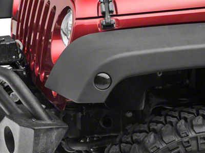 Axial Smoked LED Side Marker Lights (07-18 Jeep Wrangler JK)
