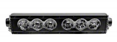 ZRoadz 10 in. LED Light Bar - Tri-Beam