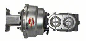 RT Off-Road Dual Diaphragm Power Brake Booster Conversion Kit (87-90 Jeep Wrangler YJ)