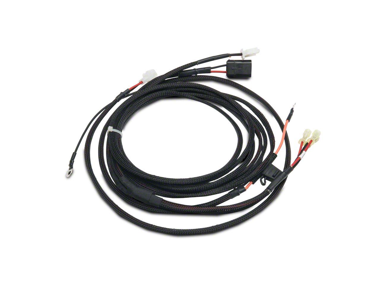 Bestop Defroster/Wiper Wiring Harness for Trektop Pro (07-18 Jeep Wrangler JK)