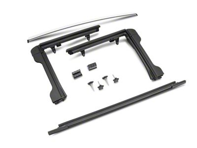 Bestop Factory Style Door Surround Kit (10-18 Jeep Wrangler JK)