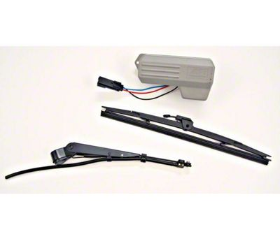 Bestop Rear Wiper Motor Assembly for Trektop Pro (07-18 Jeep Wrangler JK)