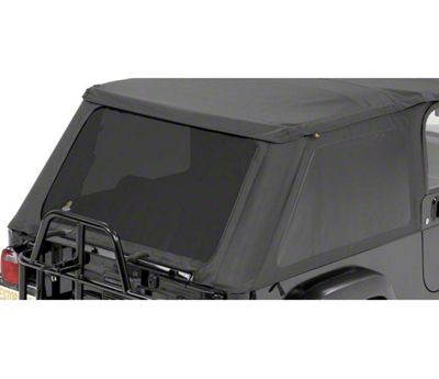 Bestop Tinted Replacement Window Set for Trektop NX (04-06 Jeep Wrangler TJ Unlimited)