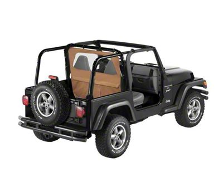Bestop Windjammer - Spice (97-02 Jeep Wrangler TJ)