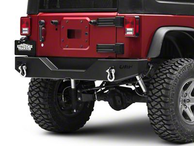OR-Fab Rear Bumper (07-18 Jeep Wrangler JK)