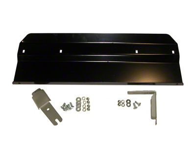 Skid Row Off-Road Sway Bar Disconnect Skid Plate (07-18 Jeep Wrangler JK)