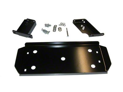 Skid Row Off-Road Evap Canister Guard (07-11 Jeep Wrangler JK)