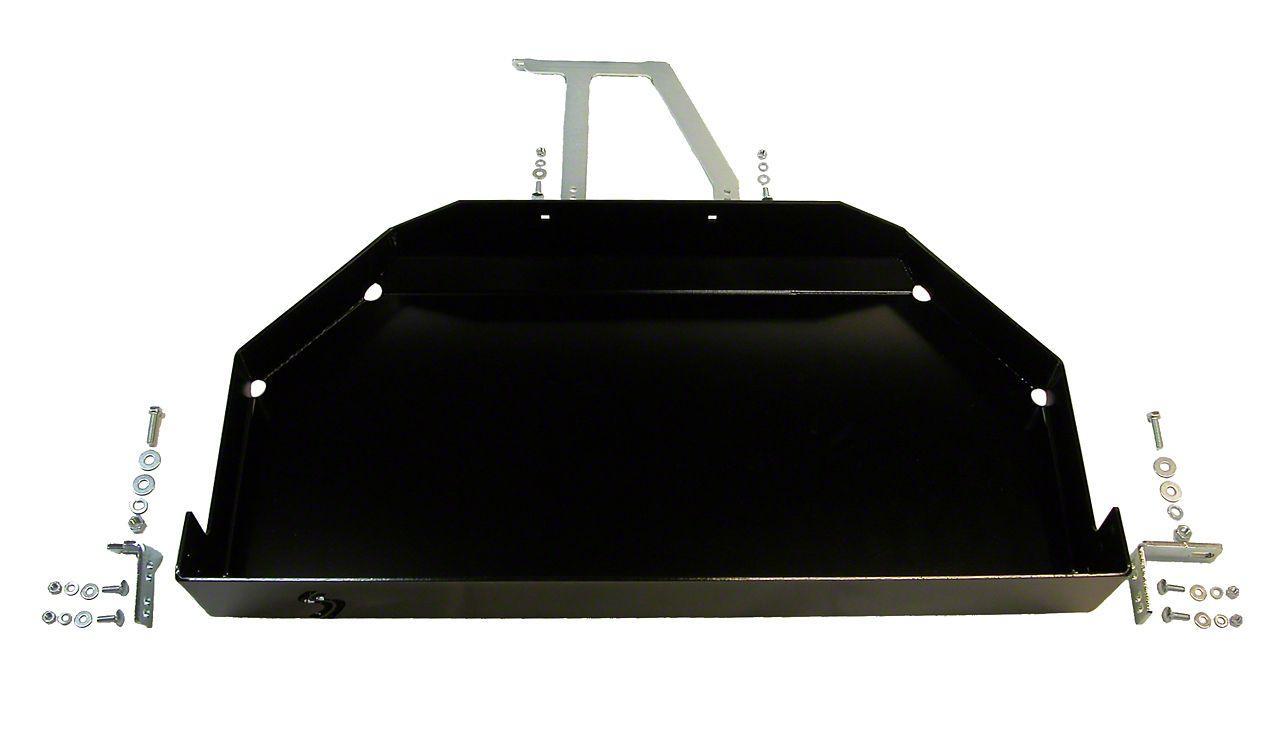 Skid Row Off-Road Gas Tank Skid Plate (97-06 Jeep Wrangler TJ)