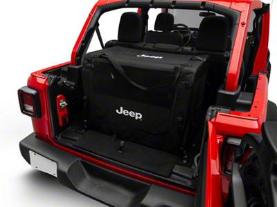 Mopar Collapsible Pet Kennel (2018 Jeep Wrangler JL)