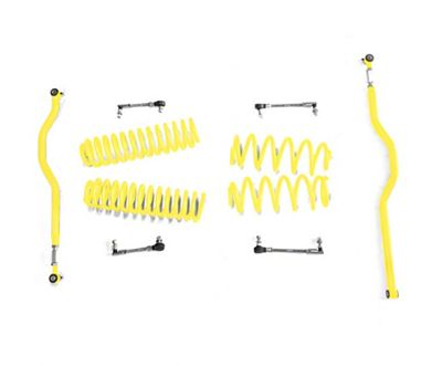 Steinjager 2.5 in. Basic Lift Kit - Lemon Peel (07-18 Jeep Wrangler JK)