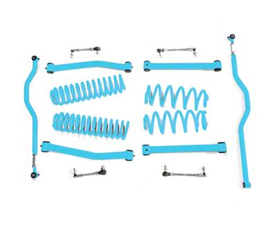 Steinjager 2.5 in. Expanded Lift Kit - Playboy Blue (07-18 Jeep Wrangler JK)