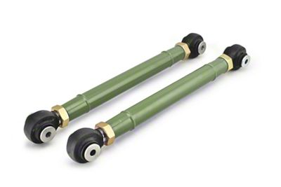 Steinjager Adjustable Rear Lower Control Arms for 0-6 in. Lift - Locas Green (97-06 Jeep Wrangler TJ)