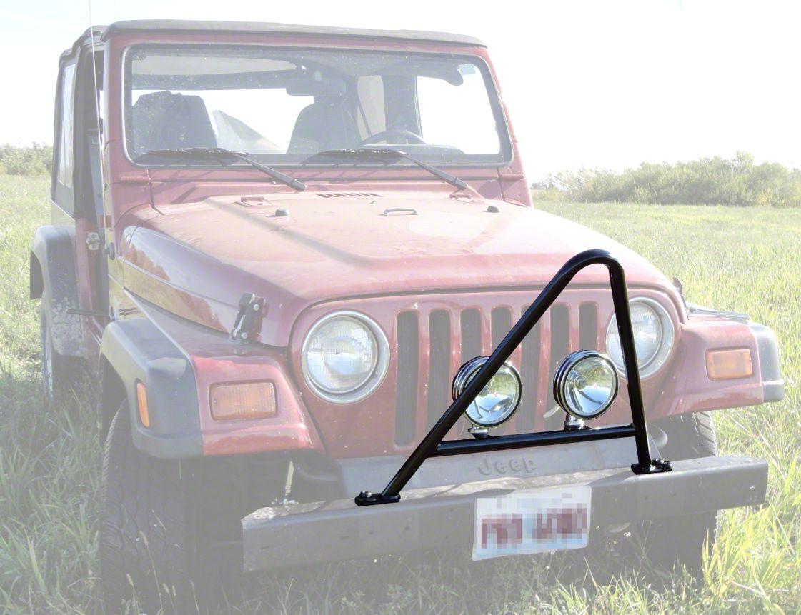 Steinjager Bolt-On Stinger (97-06 Jeep Wrangler TJ)