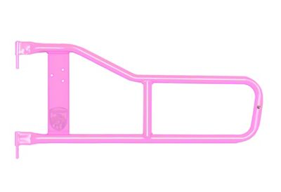 Steinjager Trail Tube Doors - Pinky (97-06 Jeep Wrangler TJ)