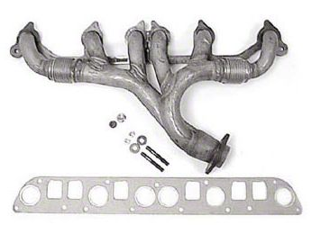 Omix-ADA Exhaust Manifold Kit w/ Gasket (91-99 4.0L Jeep Wrangler YJ & TJ)