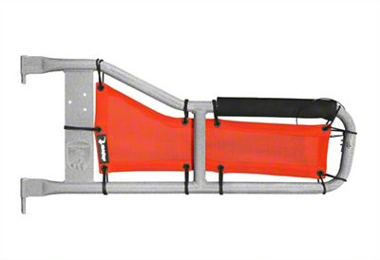 Steinjager Tube Door Covers - Salsa (97-06 Jeep Wrangler TJ)