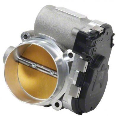 BBK 78mm Throttle Body (12-18 3.6L Jeep Wrangler JK)