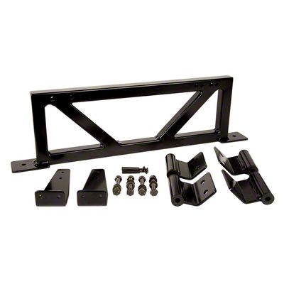 Rugged Ridge Wall Mount Door Holder (87-18 Jeep Wrangler YJ, TJ, JK & JL)