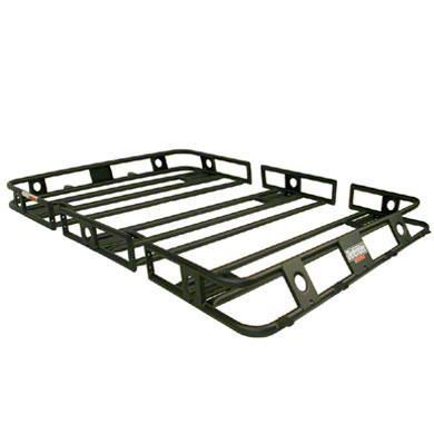Smittybilt Bolt Together Defender Roof Rack - 4.5 ft. x 6.5 ft. (04-06 Jeep Wrangler TJ Unlimited)