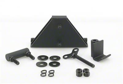 Smittybilt iRack Intelligent Rack - Gas Can Mount (87-19 Jeep Wrangler YJ, TJ, JK & JL)