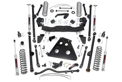 Rough Country 6 in. X-Series Long Arm Suspension Lift Kit (12-18 Jeep Wrangler JK 4 Door)