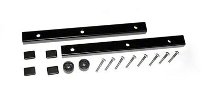 Rough Country Transfer Case Drop Kit for 4-6 in. Lift (03-06 Jeep Wrangler TJ)