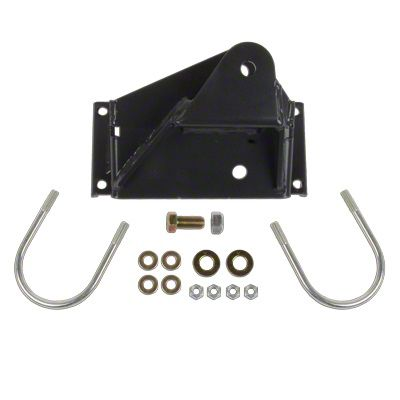 Synergy Rear Track Bar Bracket for 3+ in. Lift & Right Hand Drive (07-18 Jeep Wrangler JK)