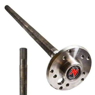 Nitro Gear & Axle 33 Spline Dana 44 Rear Axle Shaft Upgrade - Right Side (97-06 Jeep Wrangler TJ)
