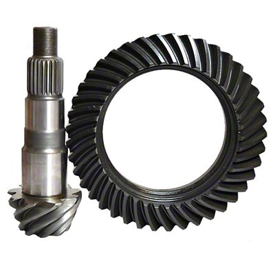 Nitro Gear & Axle Dana 30 Front Axle Ring Gear and Pinion Kit - 4.11 Gears (07-18 Jeep Wrangler JK, Excluding Rubicon)