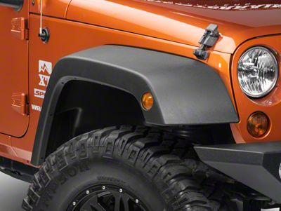 Omix-ADA Front Right Fender Flare (07-17 Wrangler JK)