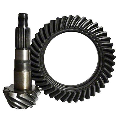 Nitro Gear & Axle Dana 30S Ring Gear and Pinion Kit - 3.55 Gears (97-06 Jeep Wrangler TJ)