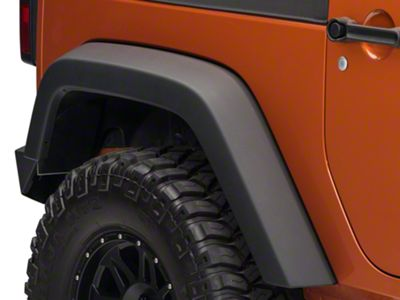 Omix-ADA Rear Right Fender Flare (07-17 Wrangler JK)