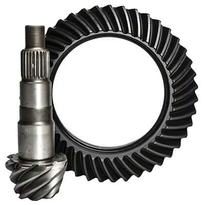 Nitro Gear & Axle Dana 44 Front Axle Ring Gear and Pinion Kit - 4.56 Gears (07-18 Jeep Wrangler JK Rubicon)