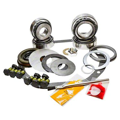 Nitro Gear & Axle Dana 44 Rear Master Install Kit (03-06 Jeep Wrangler TJ Rubicon)