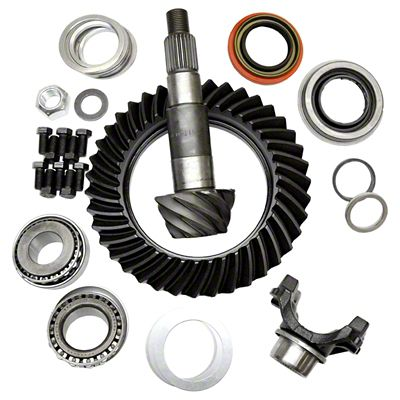 Nitro Gear & Axle Dana 44 Ring Gear and Big Pinion Kit - 4.11 Gears (97-06 Jeep Wrangler TJ)