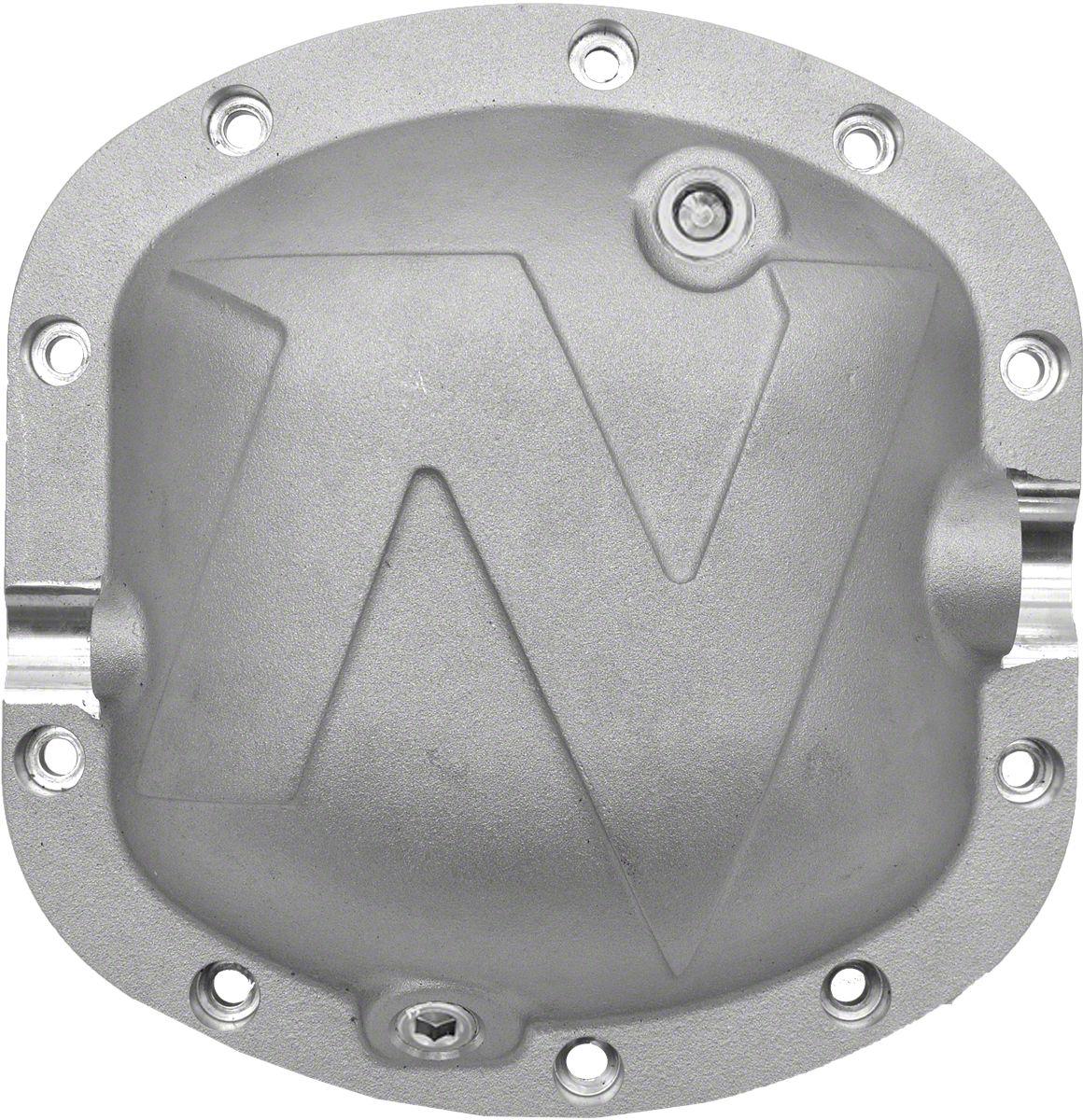 Nitro Gear & Axle X-Treme Dana 30 Differential Cover (87-18 Jeep Wrangler YJ, TJ & JK)