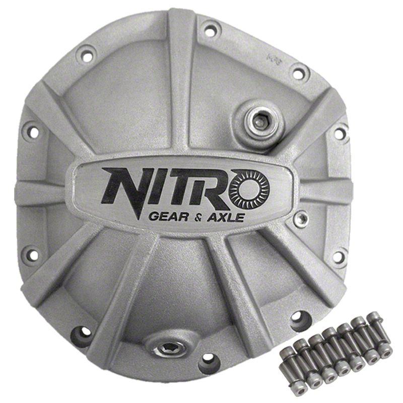 Nitro Gear & Axle X-Treme Dana 44 Differential Cover (87-18 Jeep Wrangler YJ, TJ & JK)