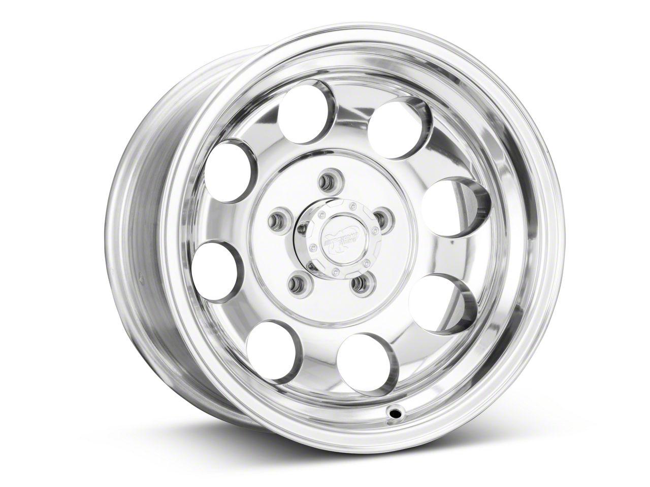 Pro Comp Wheels Series 1069 Polished 15x8 Wheel & Mickey Thompson Deegan 38 31x10.50R15 Tire Kit (87-06 Jeep Wrangler YJ & TJ)