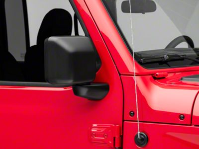 Mopar Passenger Side Power Replacement Mirror (2018 Jeep Wrangler JL)