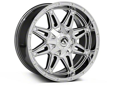 Fuel Wheels Hostage Chrome Wheel - 17x8.5 (07-18 Jeep Wrangler JK)
